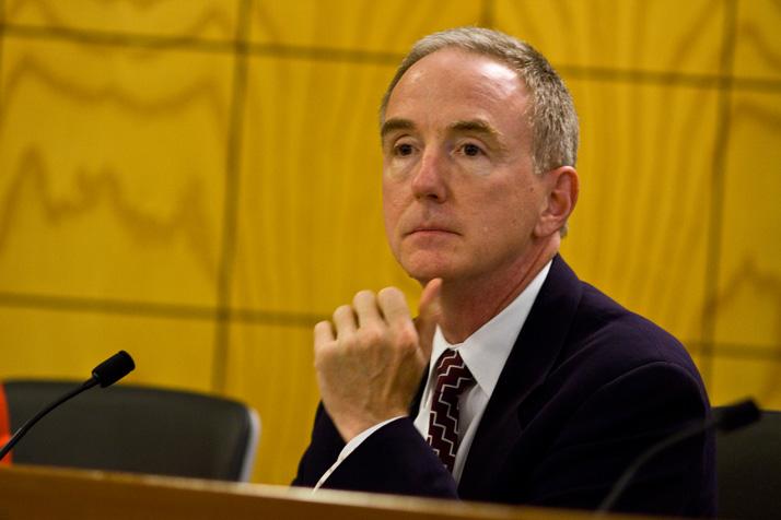 Prairie Village City Councilor Dan Runion. File photo.