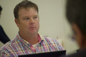 Roeland Park Councilor Michael Rhoades argued against taking a second vote.