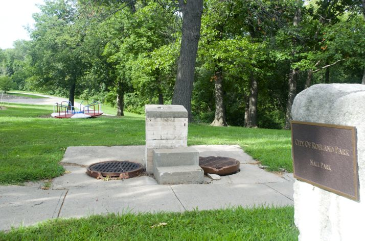 Many parts of Nall Park are in disrepair, including drinking fountains and restrooms that do not work.