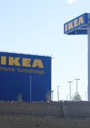 IKEA in Merriam.