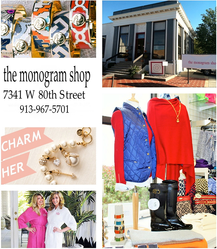 The Monogram Shop is a handy spot located in Downtown Overland Park in a cool, former bank building. They can monogram just about anything and while I don't have a lot of experience monogramming things, I can say the quality here was top-notch/5(2).