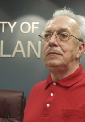 Roeland Park resident Tom Madigan chaired the strategic planning committee.