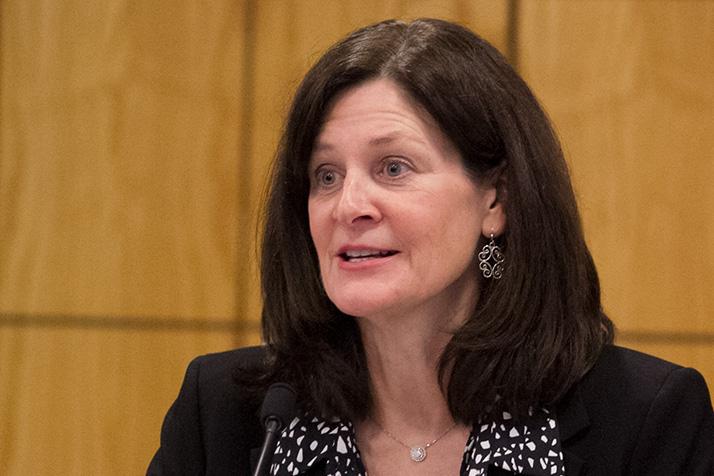 Prairie Village Mayor Laura Wassmer.
