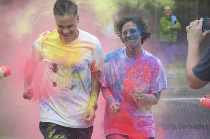 The Love Fund Color Run is back for its third year.
