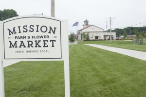 The Mission Farm and Flower Market made its debut in 2015.