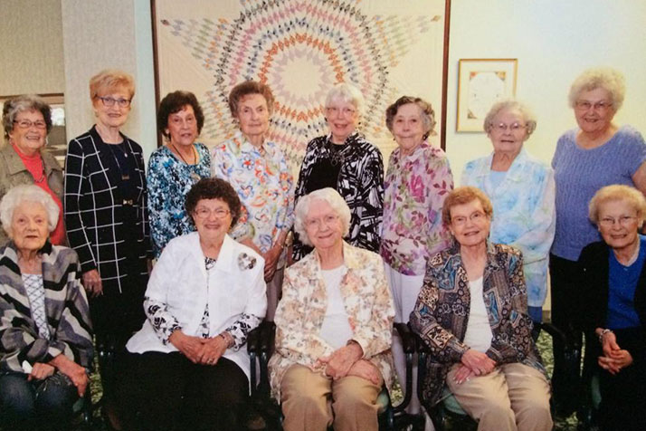 The End Of An Era As 102 Year Old Merriam Homemakers Club