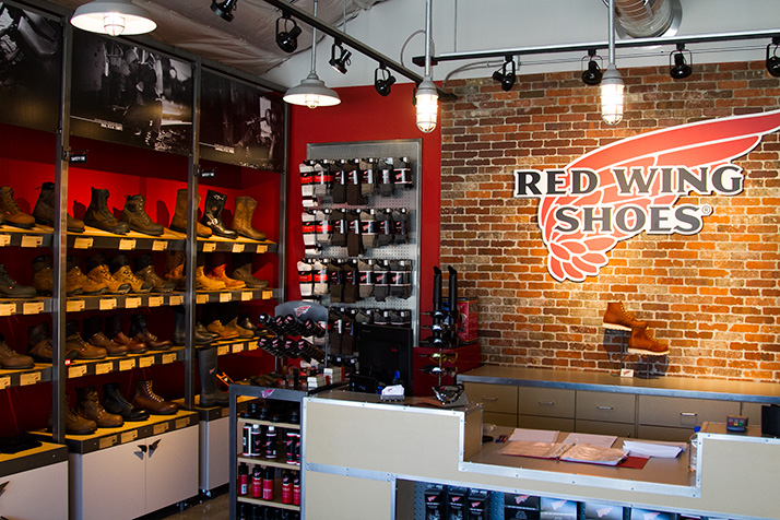 Red Wing Boots Retailers - Boot 2017