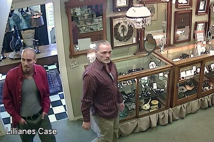 mission road antique mall Mission Road Antique Mall looking for help identifying suspects in  mission road antique mall
