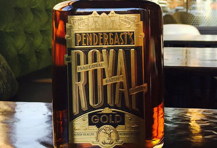 Tom's Town's Pendergast's Royal bourbon. Photo via Facebook.