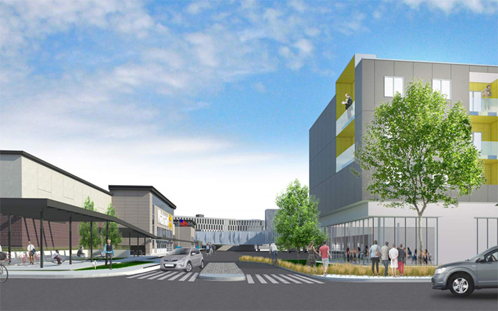 Walmart pulls out of Mission Gateway plan