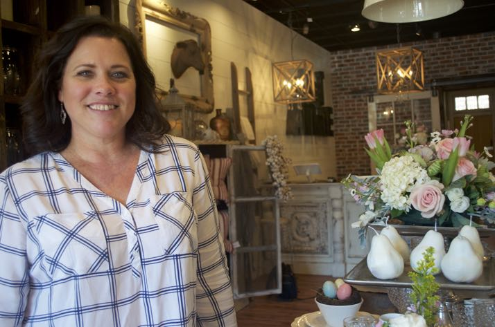 Anne Wille of Sweet Annie on Johnson Drive in Mission.