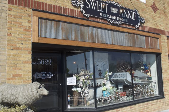 Sweet Annie is holding its grand opening through Saturday.