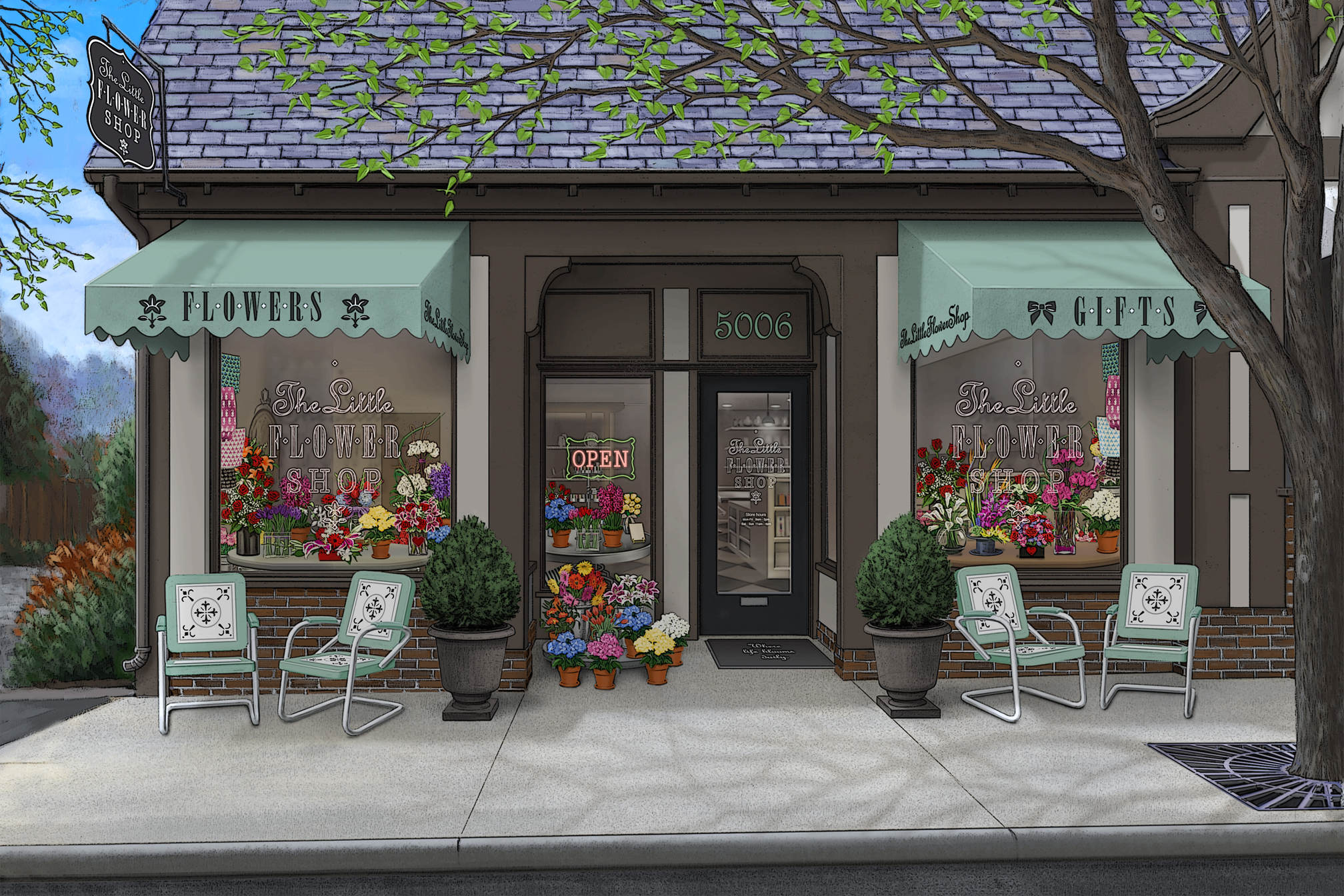 The Little Flower Shop Shawnee Mission Post Community News And Events For Northeast Johnson