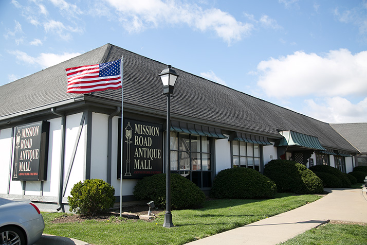 The Mission Road Antique Mall will be closing at Corinth Square sometime next summer, according to owner Casey Ward.