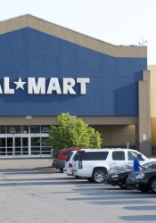 The Walmart in Roeland Park has been at the location for 20 years.