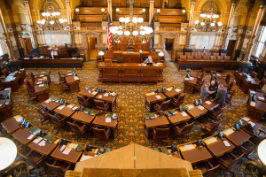 A flood of more moderate lawmakers into the statehouse has changed the trajectory of the legislature, according to a new analysis by the MainStream coalition.