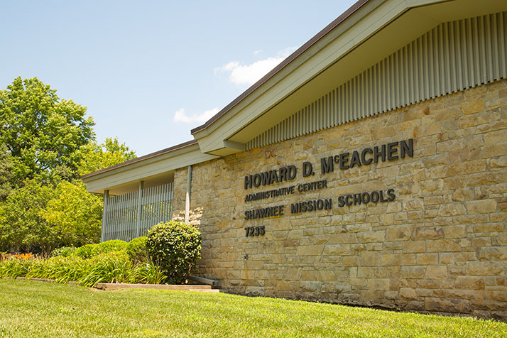 Shawnee Mission School District headquarters