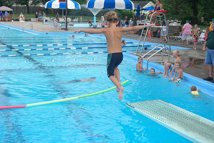 Scenes From Summer At Homestead Country Club Annual Back To School Pool Bash Shawnee Mission
