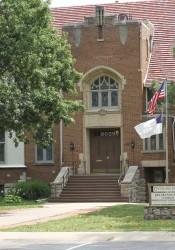 Overland Park Presbyterian Church is for sale