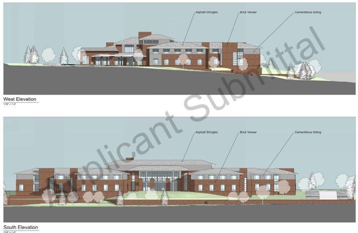 SMH nursing building