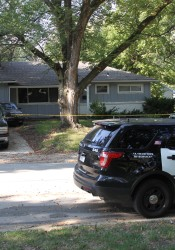 Prairie Village police are investigating an apparent murder-suicide at 6015 W. 78th Terrace.