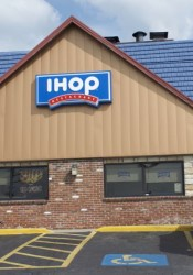 The building at Shawnee Mission Parkway and Antioch was an IHOP for more than 50 years.