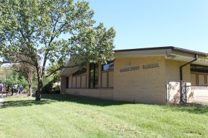 Brookwood School is will be demolished and replaced with a new building.