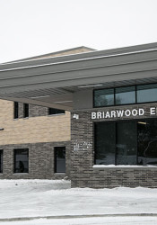 Briarwood Elementary was the top ranked elementary in northeast Johnson County, coming in at 40 overall.
