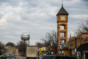 Overland Park has the lowest total tax burden of any city of the first class in Kansas.