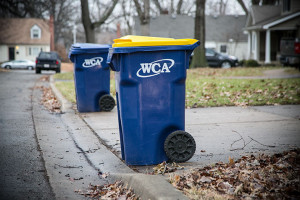 Roeland Park's current waste hauling contract with WCA/Town & Country was part of a joint effort with Fairway and Westwood coordinated by the Mid-America Regional Council.