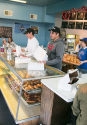 This weekend will almost certainly be the last for John's Space Age Donuts in Overland Park.