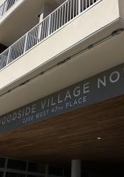 Woodside Village in Westwood.
