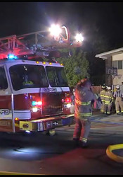 Video still courtesy of Overland Park Fire Department.