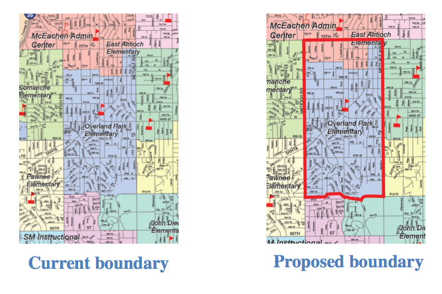 Shawnee Mission board approves boundary changes for schools east of ...