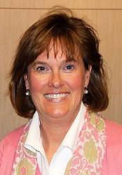 Board President Sara Goodburn.