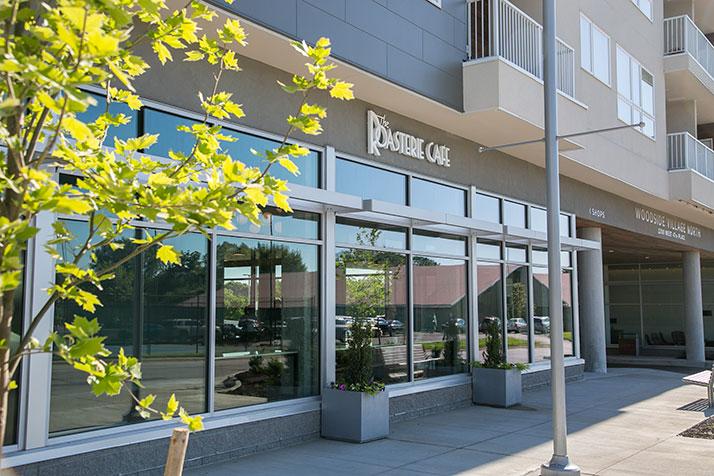Erie Cafe Parking