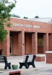 Our forum for the at-large candidates will be held at Antioch Library in Merriam. Photo via Johnson County Library.