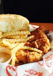 Photo via Raising Cane's.