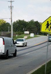 Some parents have raised concerns about heavy traffic around the Indian Creek Technology Center, where Brookwood students will attend class this school year.