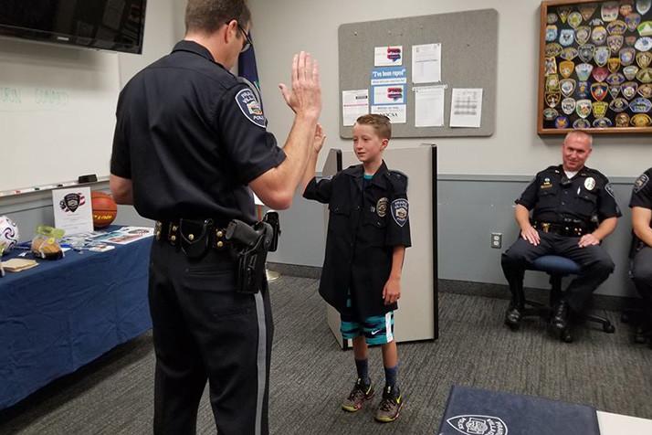 Photo via Prairie Village Police Department
