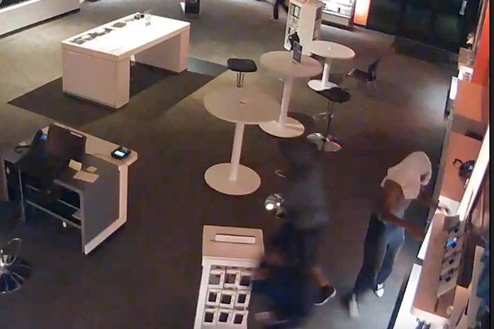 Great Overland Park Police Looking For Men Who Robbed ATu0026T Store At 91st And  Metcalf