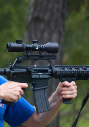 Prairie Village Mayor Laura Wassmer said she would like to see access to assault-style rifles limited to law enforcement. Photo via Flickr.