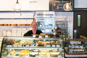 Erin Brown's Dolce Bakery is celebrating 10 years at the Village Shops this month.