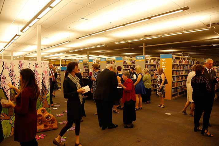 "The ""Library Lets Loose"" event returns to the central resource branch Saturday."