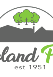 The logo concept approved by the Roeland Park city council.