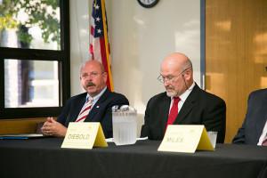 Merriam Mayor Ken Sissom is seeking a third term in office.