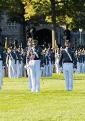 The U.S. Military Academy at West Point. Photo via Facebook.