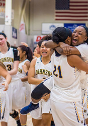 JCCC's women's basketball team now holds the longest home winning streak in school history.