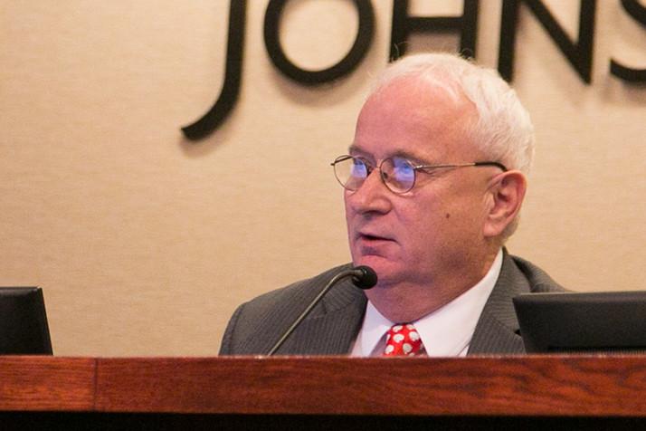 Jim Allen is Johnson County's new representative on the KCATA board.