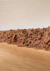 An installation by artist Karen McCoy.